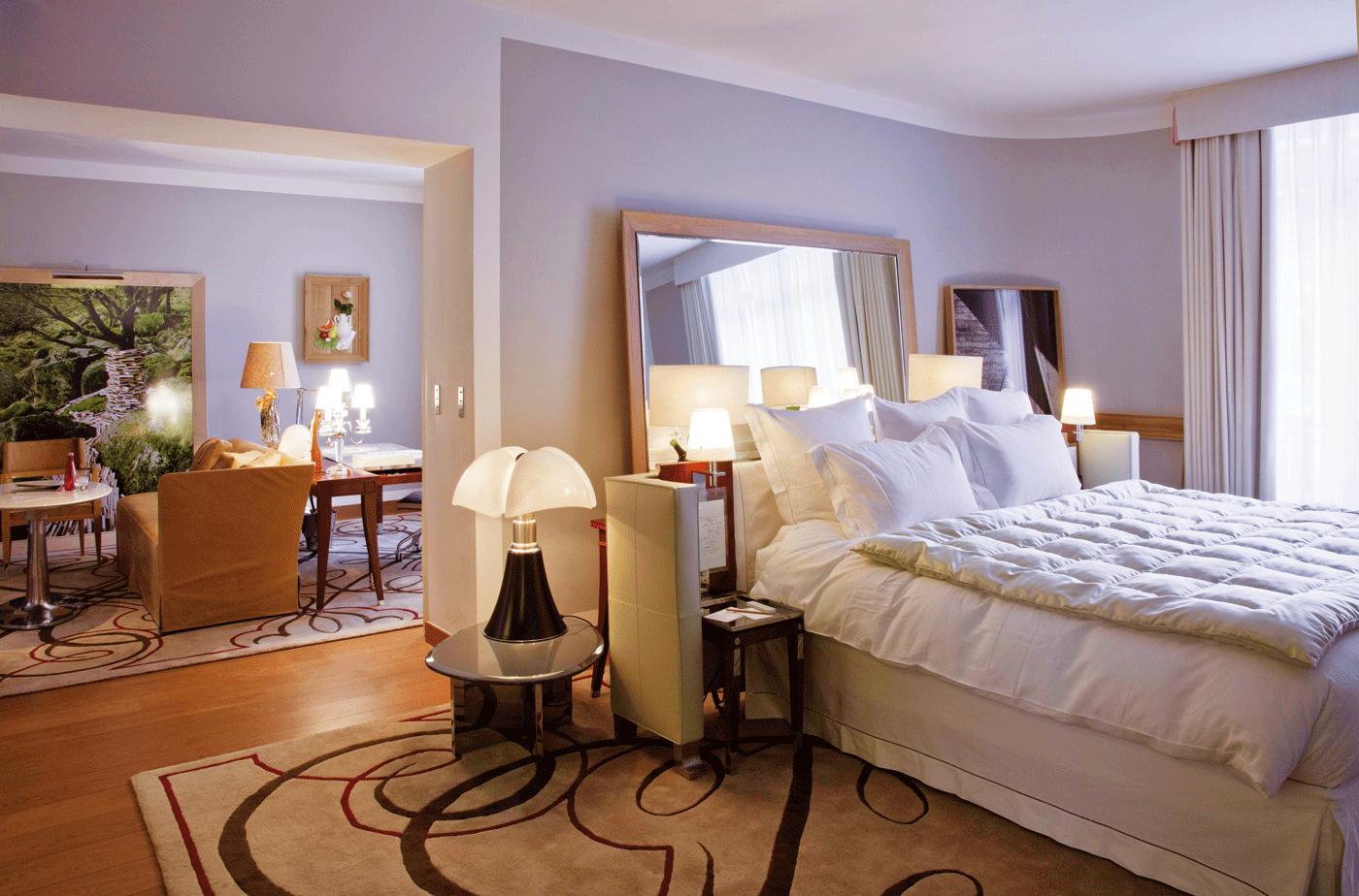Le royal monceau raffles paris travel club monaco - La cuisine hotel royal monceau ...